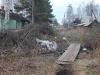 По мостку в конец улицы Пластинина