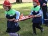 Юные пожарные-спасатели  справились с задачей на «отлично».