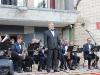 Сюрприз для шенкурян – духовой оркестр из Котласа.